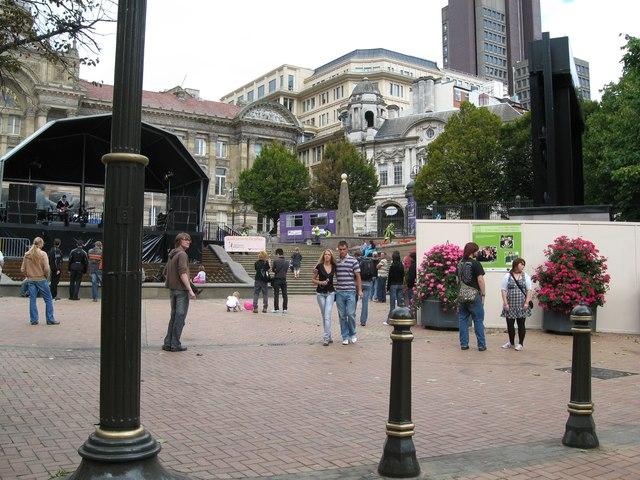 Birmingham Artsfest 2009 5