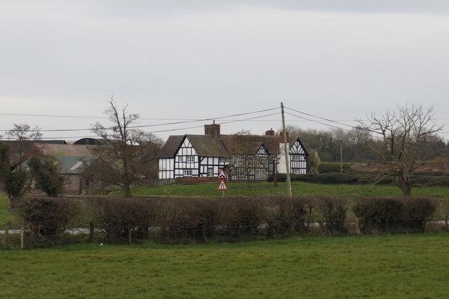 Petsey Mill, Stoke on Tern