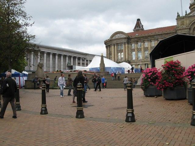 Birmingham Artsfest 2009 6