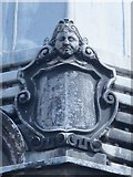 NZ2364 : Westgate Hall Buildings, Westgate Road / Corporation Street, NE4 - detail by Mike Quinn
