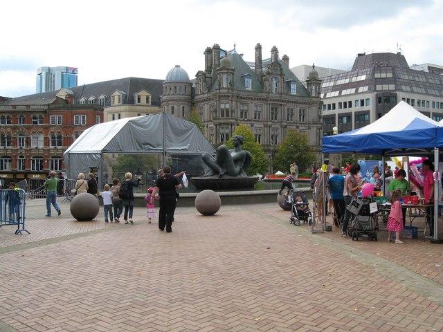 Birmingham Artsfest 2009 10