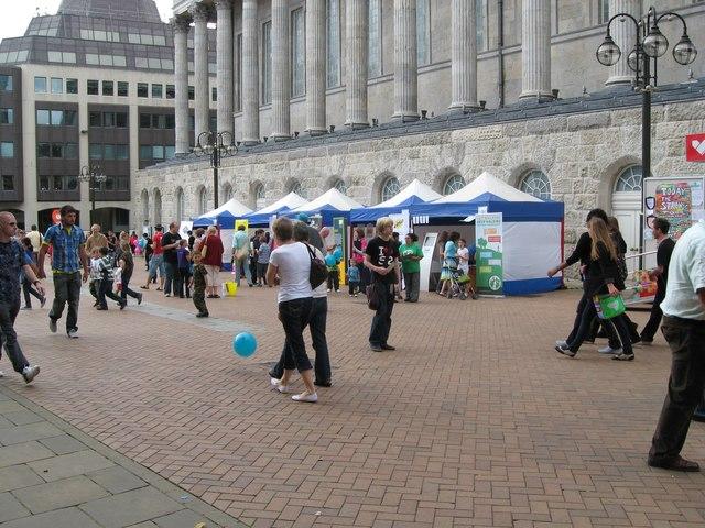 Birmingham Artsfest 2009 11