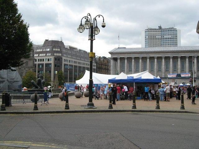Birmingham Artsfest 2009 12