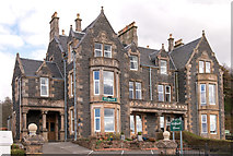 NM8530 : Wellpark and Glenrigh Hotels, Oban - April 2016 (1) by The Carlisle Kid