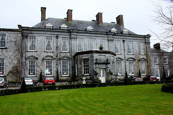 Durrow Castle Hotel