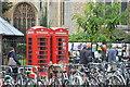 TL4558 : K6 Kiosks by N Chadwick