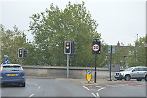 TL4658 : Newmarket Road Roundabout by N Chadwick