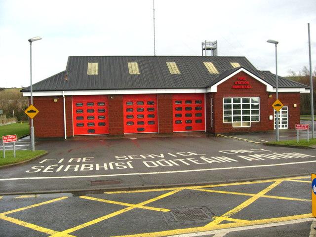 Buncrana Fire Station