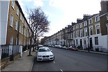 TQ3084 : Along Offord Road by DS Pugh