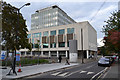 TQ3276 : Camberwell Green Magistrates Court and D'Eynsford Road, Camberwell by Robin Stott