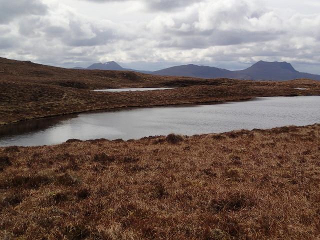 Lochans, Cul nan Glas-Chlach