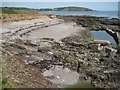 SX5048 : The Coast at Wembury Point by Philip Halling