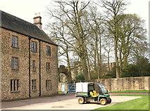 SK4663 : Hardwick Hall, Ault Hucknall, Derbys. by David Hallam-Jones