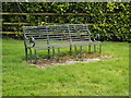 TM0758 : Seat off Creeting Lane by Adrian Cable