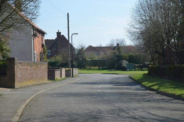 Main Street, Dorrington