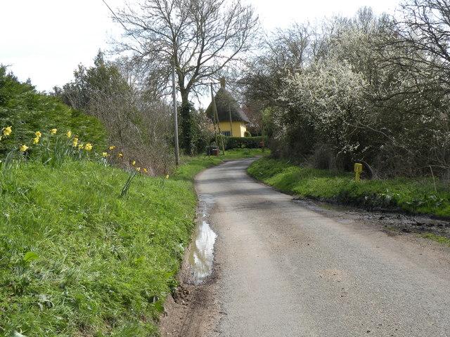 Tuffields Road