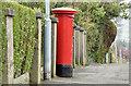 J3069 : Pillar box (BT10 492), Finaghy, Belfast (April 2016) by Albert Bridge