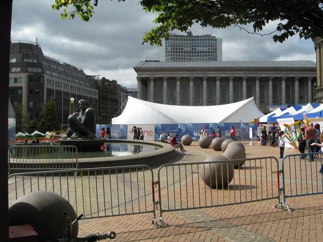Birmingham Artsfest 2009 14