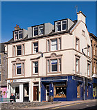 NM8530 : Stafford Street/George street former tenement, Oban - April 2016 by The Carlisle Kid