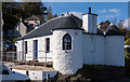 NM8529 : Former Piermaster's House, South Pier, Oban - April 2016 by The Carlisle Kid