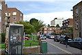 TQ3276 : Bullace Row, Camberwell by Robin Stott