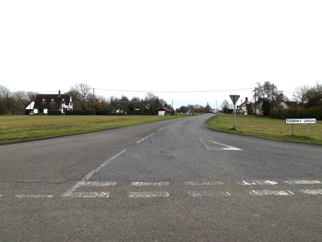 Thorney Green, Stowupland
