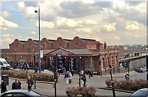 SP0786 : Moor Street station, Birmingham by Chris Morgan