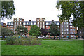 TQ3276 : Peabody Estate, Camberwell Green, flats built in 1911 by Robin Stott