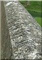 SP9599 : Inscription on Welland Bridge – 1 by Alan Murray-Rust