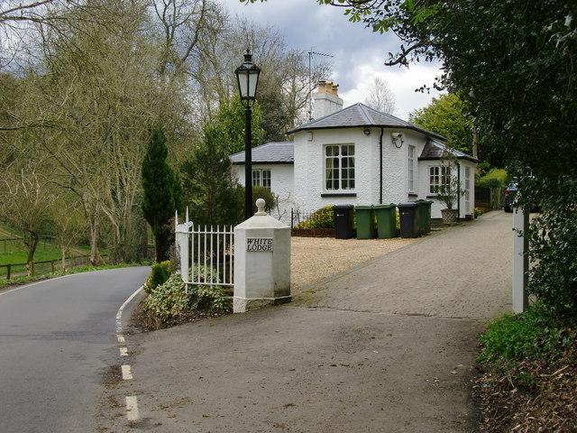 White Lodge, Critten Lane