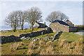 SX6474 : Dunnabridge Pound Farm, Dartmoor by Alan Hunt