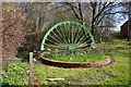 SK4287 : Former Winding Wheel at Treeton by Ian S