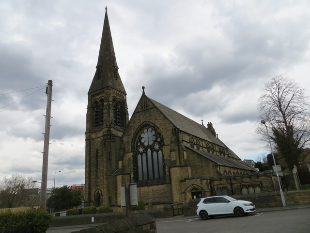 The Church of St James in Bolton, Bradford