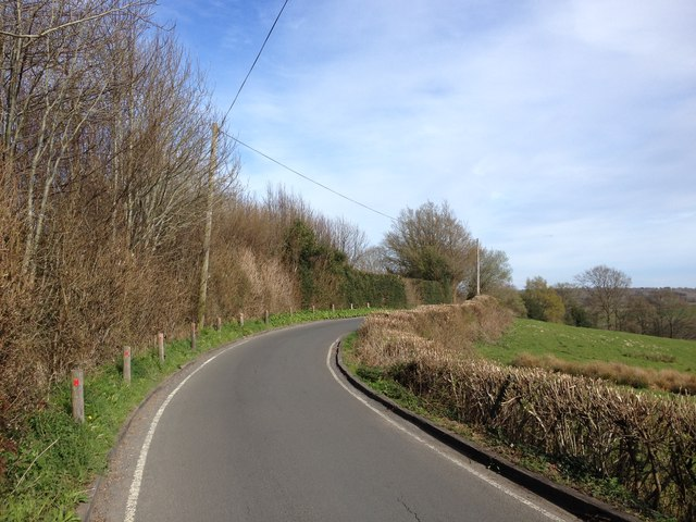 Cornford Lane, near Pembury by Chris Whippet