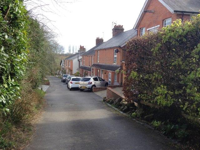 Stafford Road, Tunbridge Wells by Chris Whippet