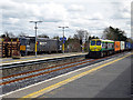 N0441 : Passing freight at Athlone by John Lucas