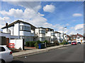 TQ2389 : Green Walk, Hendon by Des Blenkinsopp