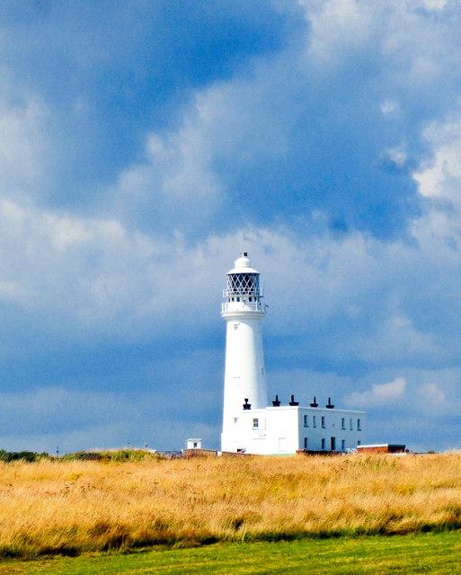 Stormy Skies, Flamborough Lighthouse