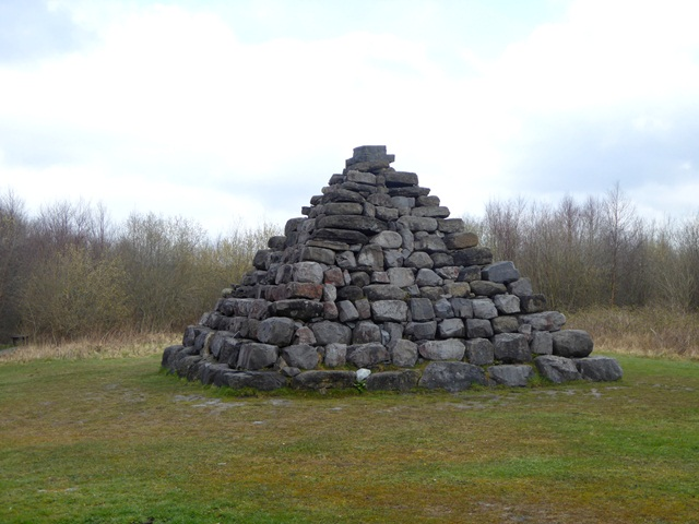 """""""Boora Pyramid"""" by Eileen MacDonagh"""