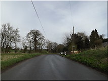 TM1453 : Rectory Road & footpath by Adrian Cable
