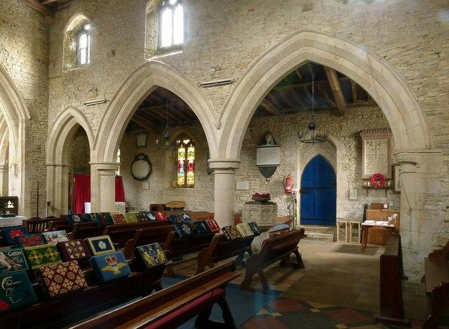 Church of St Mary the Virgin, South Luffenham