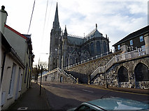 W7966 : St Colman's Cathedral, Cobh by John Lucas
