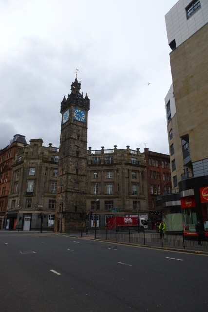 Glasgow High Street