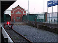 W7966 : The end of the line at Cobh by John Lucas