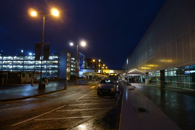 Terminal buildings