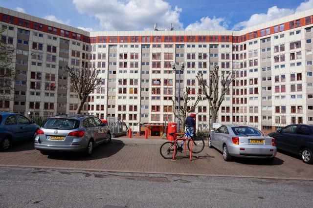Hyde Park Flats, Sheffield