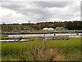 SD7920 : Rossendale Wastewater Treatment Works, Ewood Bridge by David Dixon