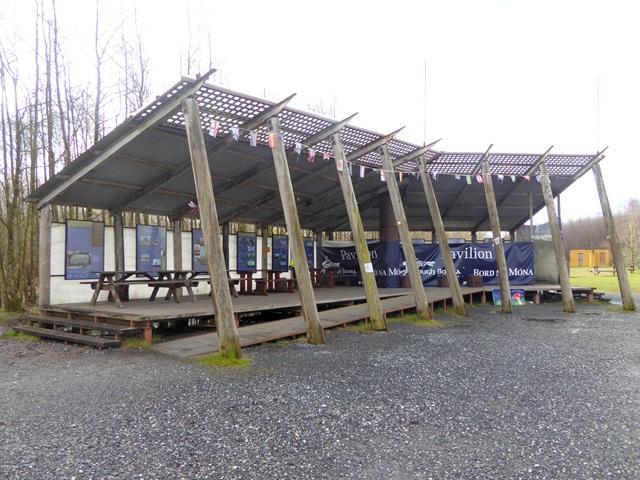 """Visitor's Pavilion"" by Caelan Bristow"