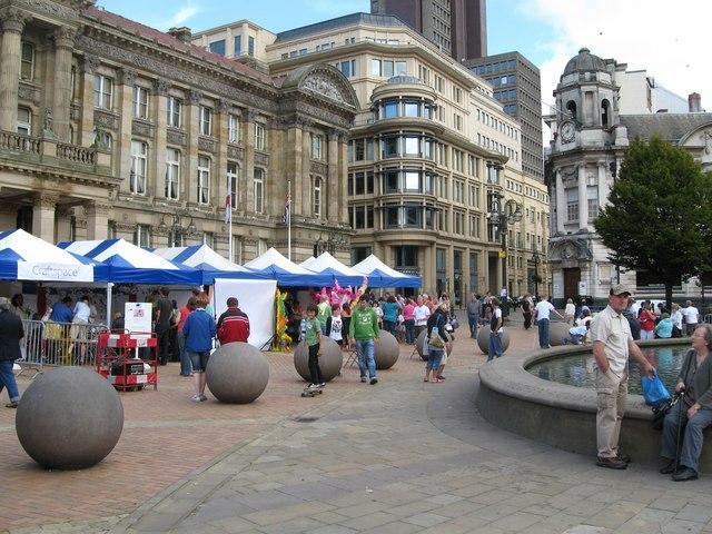Birmingham Artsfest 2009 17