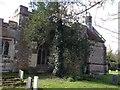 TL2445 : Eyeworth Church by Dave Thompson